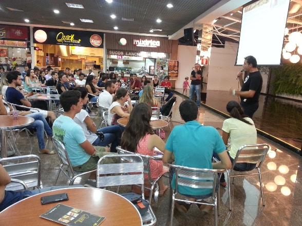 ENEM - Aulão no Shopping 2014